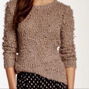 Free people shaggy sweater
